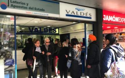 Spanjes 'dikke' kerstloterij: El Gordo