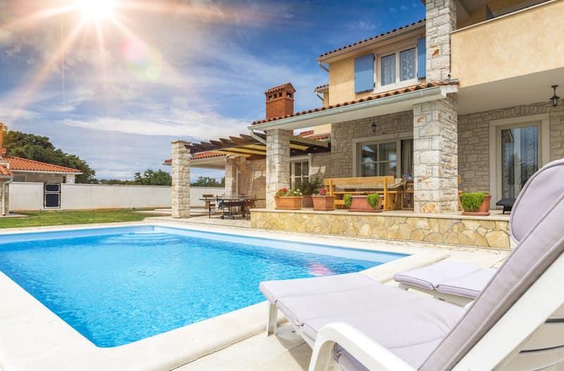 Huis met zwembad Spanje