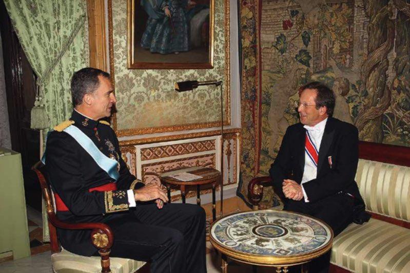 Interview met ambassadeur Matthijs van Bonzel