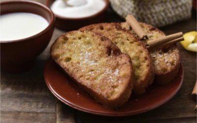 Spaans recept: torrijas (wentelteefjes)