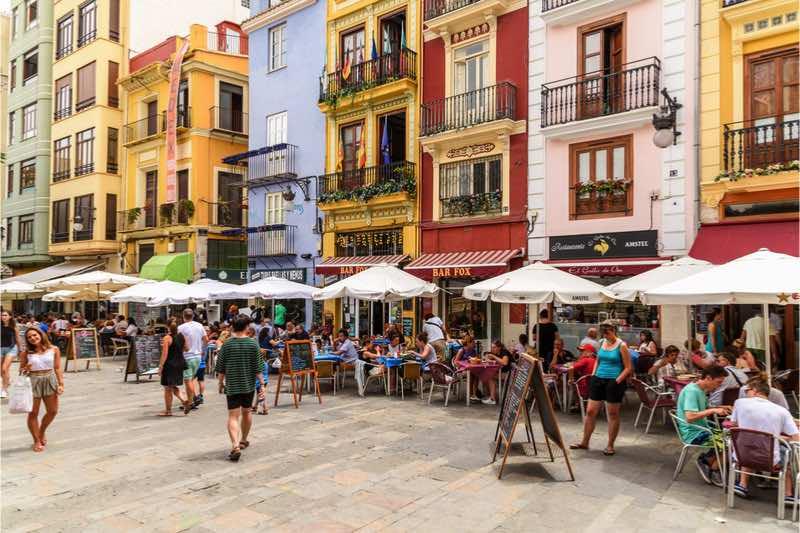Fase 1 & 2: wat mag er wel in niet in Spanje