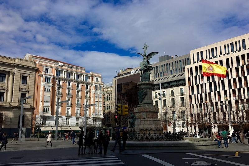 Plaza españa zaragoza