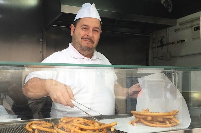 churros bakker