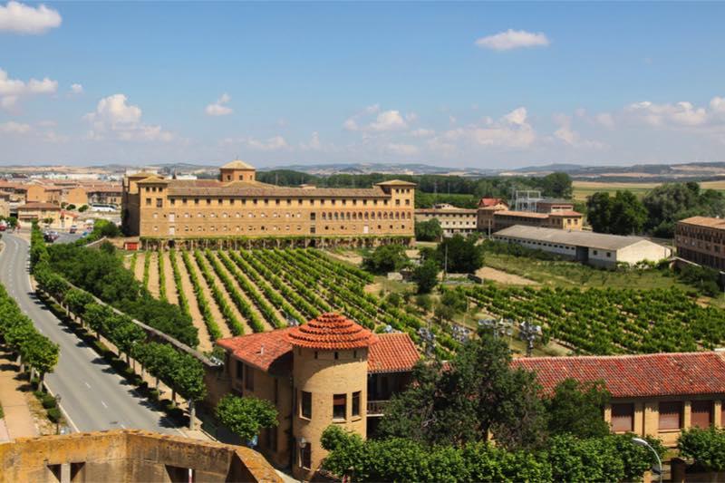 Wijnparadijs Navarra