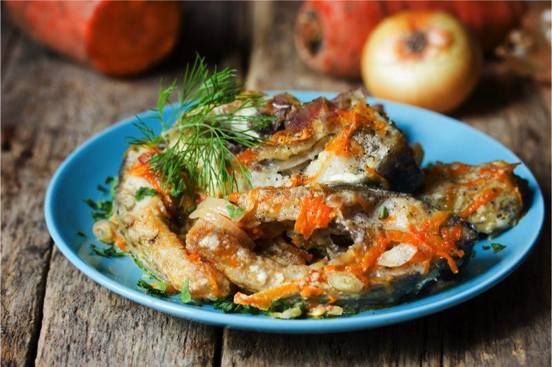 Spaans recept: Escabeche
