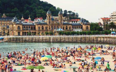San Sebastián, Ciudad de las deliclas junto a la playa