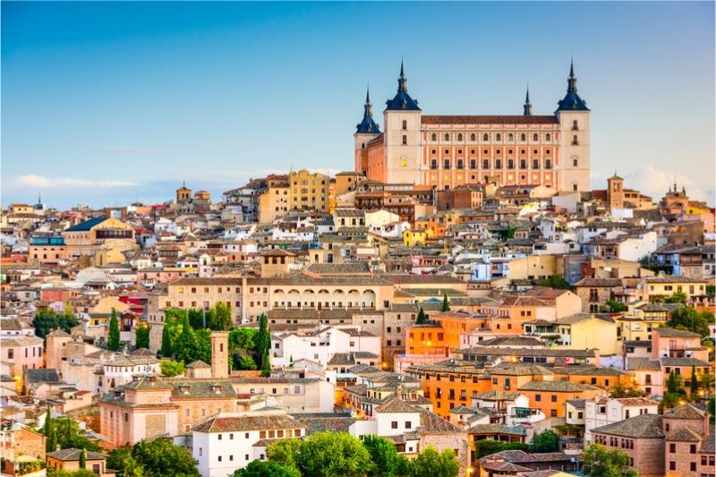Toledo, Spain Madrid