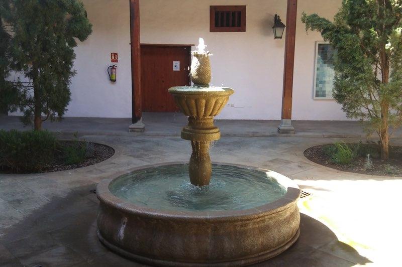 Etteke tipt: Granadilla de Abona: Radiator Springs halverwege de Teide