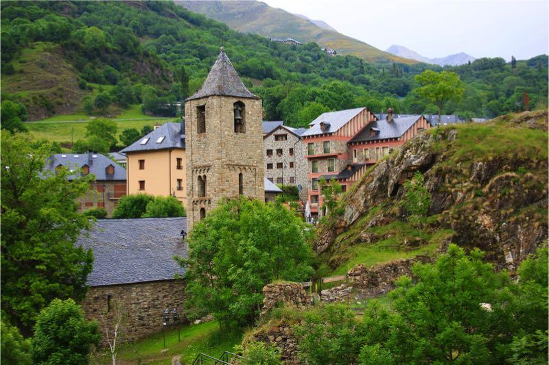 Unesco kerken in vall de boí