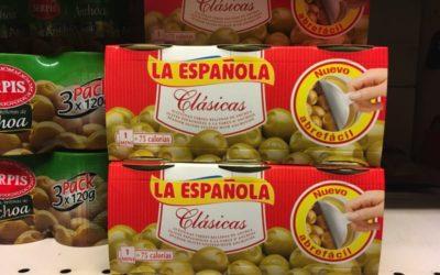13 x meenemen uit de Spaanse supermarkt