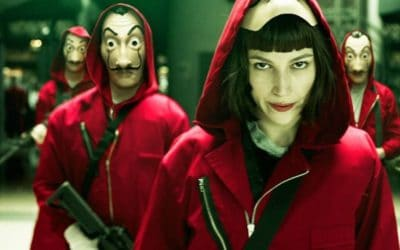 Regisseur Casa de Papel werkt aan nieuwe Spaanse series voor Netflix