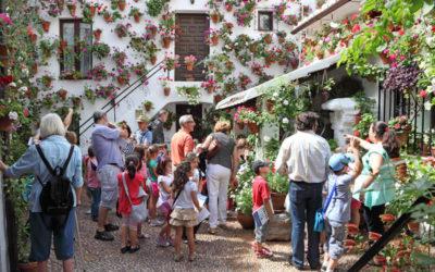 Het Patiofestival in Córdoba