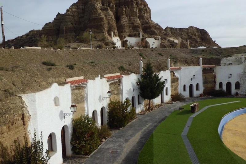 Cuevas Abuelo ventura Guadix