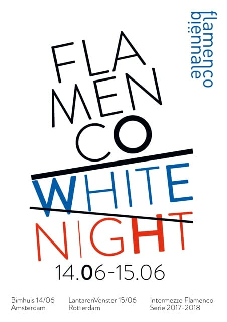14 & 15 juni: Flamenco White Night
