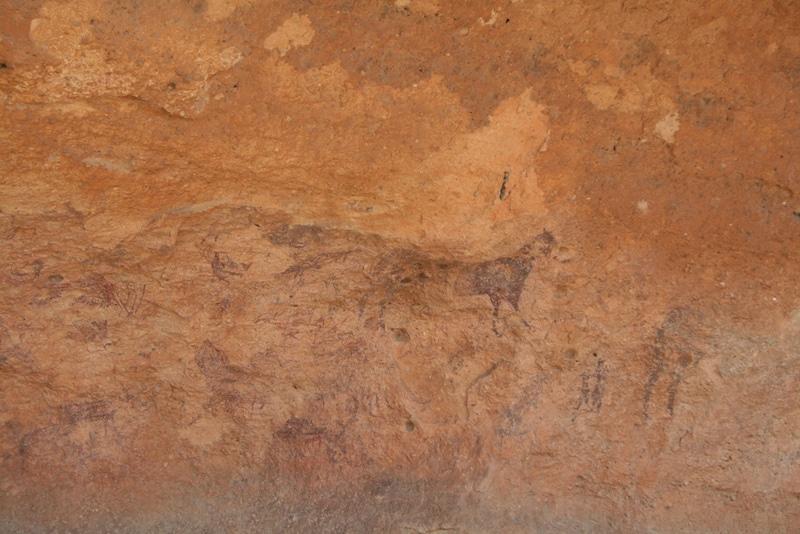 arte rupestre minateda