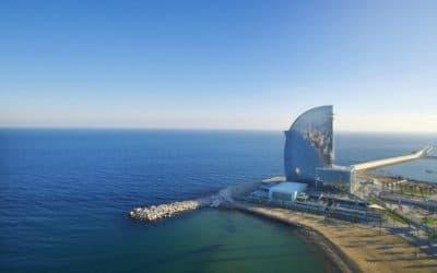 Top 10 beste hotels in Barcelona