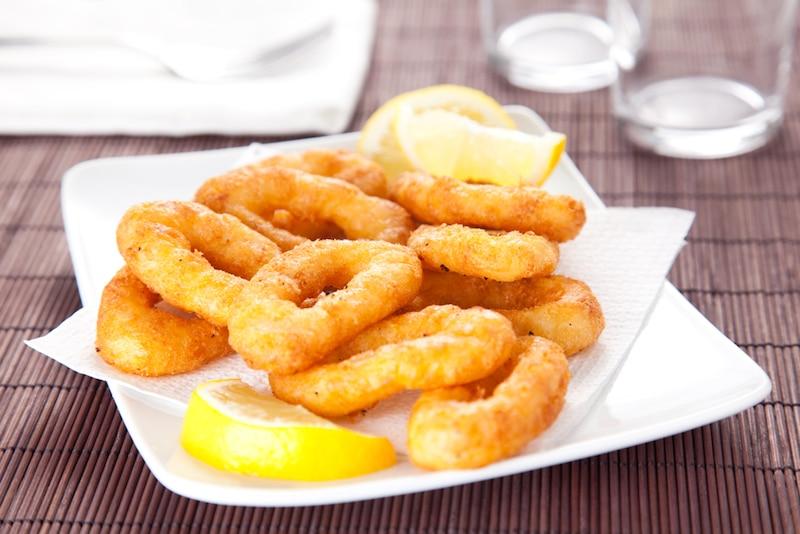 Spaans recept: calamares