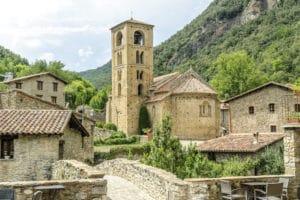 Beget charmantste dorp van Catalonie