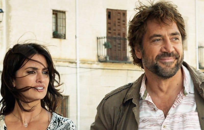 Feestelijke ESPANJE! première Todos lo Saben