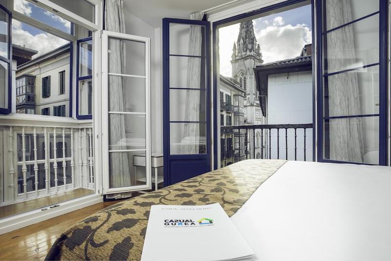 Casual Gurea hotel Bilbao