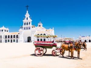 Huelva Andalusie