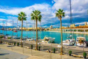 Málaga Andalusia