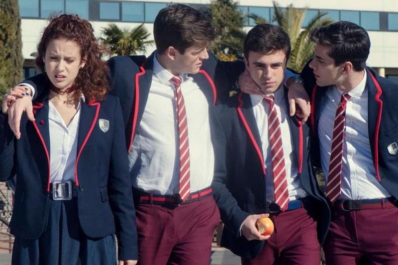 Nóg een Spaanse Netflix-tip: Élite