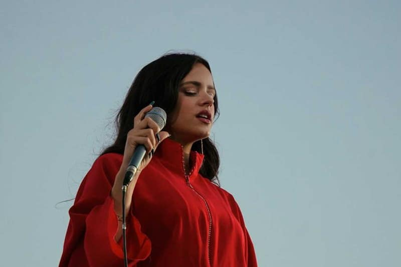 Rosalía bewijst: flamenco en pop gaan prima samen