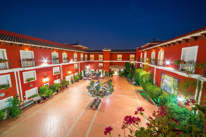 Hotel Malaga EL Romerito