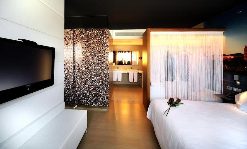Barceló Malaga hotel Spanje