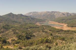 sierra de Cazorla Andalusie