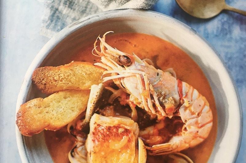 Recept: Romescada, sarsuela & suquet de peix