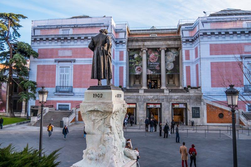 Grote musea Madrid vanaf 6 juni weer open