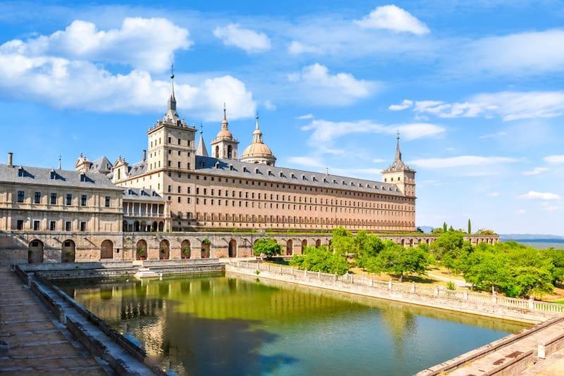 San Lorenzo El Escorial Madrid