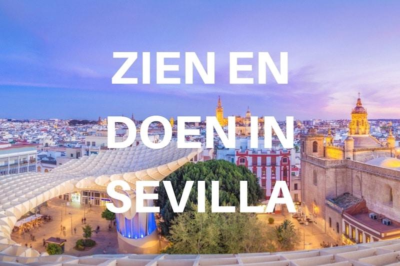 10 x zien en doen in Sevilla