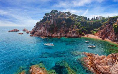 Alle kusten van Spanje op een rij