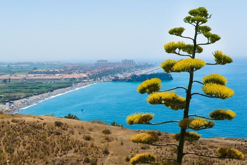 Costa de Almería in spanje