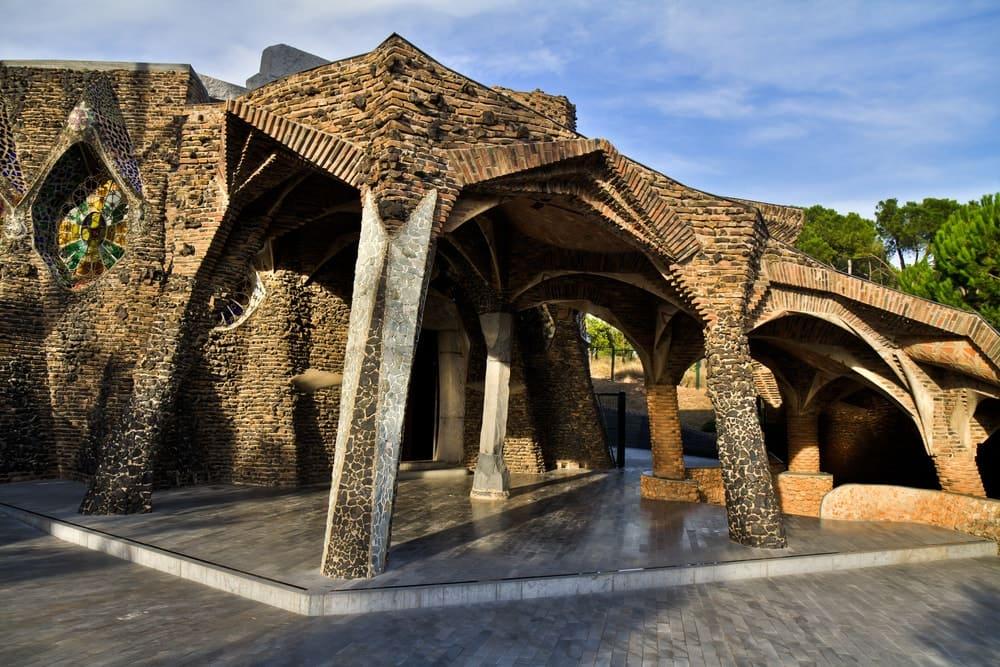 Cripta Colonia Guell -Gaudi