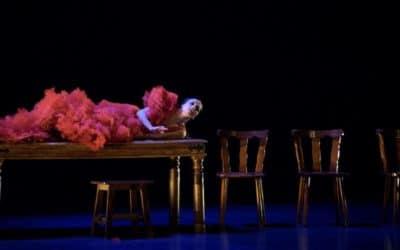 Flamencoagenda tipt: de betoverkunst van Olga Pericet