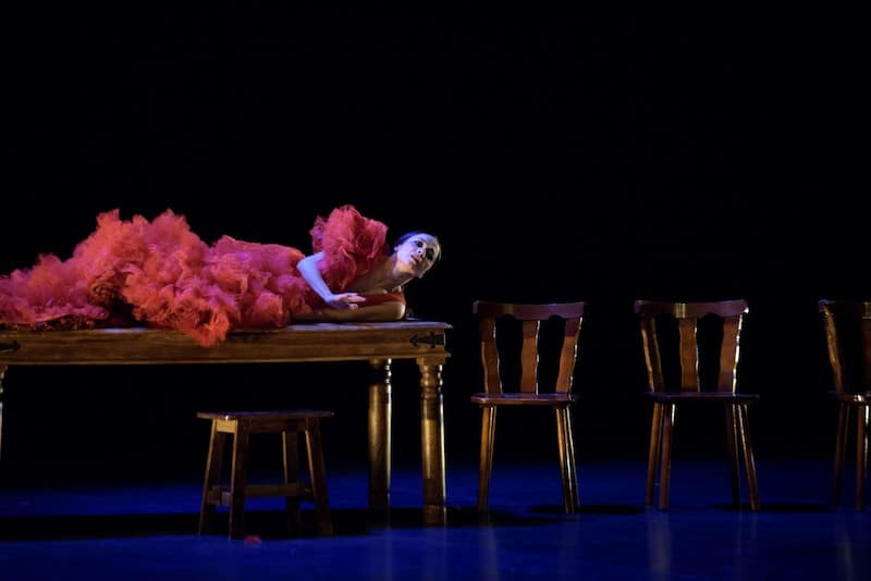 Olga Pericet Flamenco Biënnale