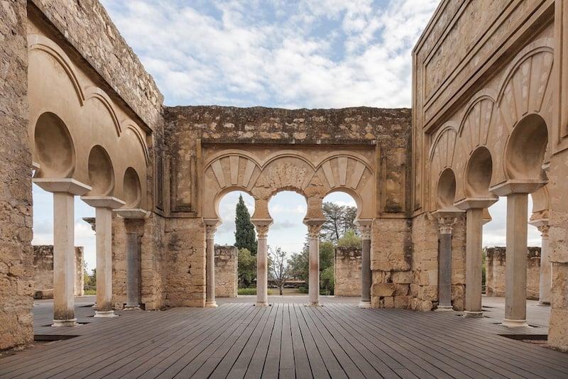 Moorse architectuur - Madinat al Zahra