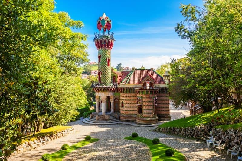 El Capricho -Gaudi