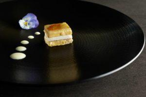 gerecht van Martin Berasategui 3 sterren restaurant
