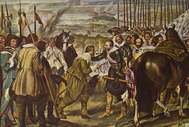 Schilderij van Velázquez