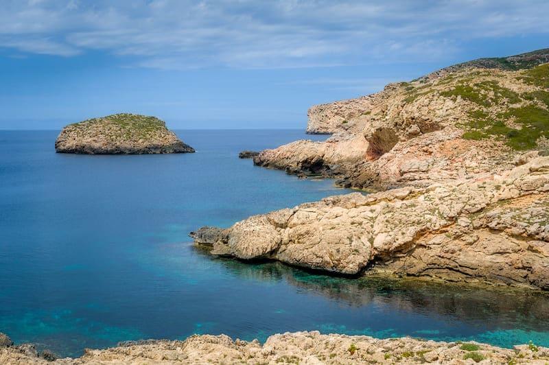 Cabrera-archipel