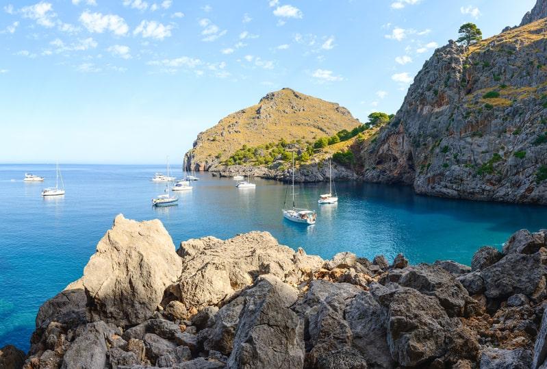 Costa de las Islas Baleares
