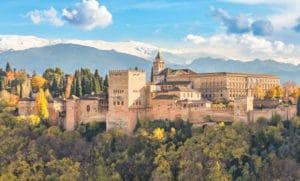 Granada Andalusie