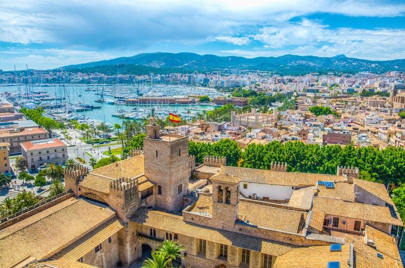 Mallorca op de bonnefooi