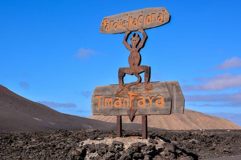 Timanfaya-Lanzarote