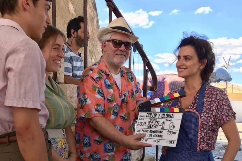Almodóvar strikt Penelope en Banderas voor 'Dolor y Gloria'